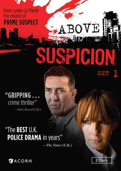 ABOVE SUSPICION SET 1 BY ABOVE SUSPICION (DVD)